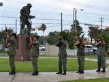 Veterans Park Salute