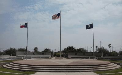 Center Flags
